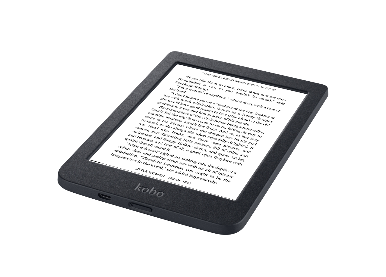 Kobo Nia is a new entry-level backlit eReader No ratings yet.