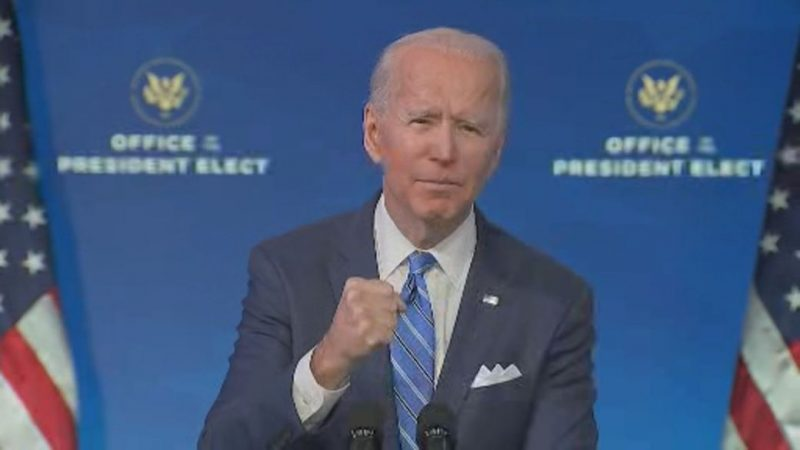 'There's no time to waste': Biden unveils stimulus plan to jump-start U.S. economy No ratings yet.
