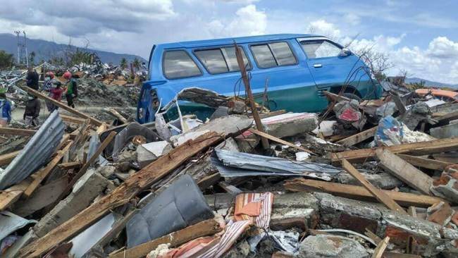 6.2M Earthquake Kills at Least 34 on Indonesia's Sulawesi Island No ratings yet.