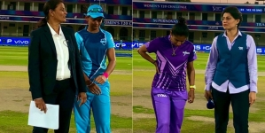 India's GS Lakshmi to become first woman referee to oversee a men's ODI