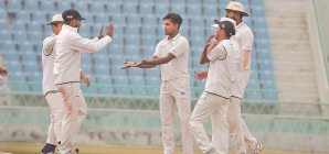 Ranji Trophy: Pacer Shivam Mavi shows glimpses of his talent