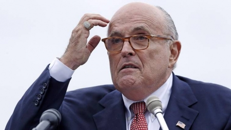 Impeachment probe: Top intelligence panel Republican had frequent contact with Rudy Giuliani
