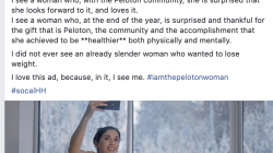 Here's because some Peloton users adore that ad so many have criticized