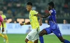 Mumbai City and Kerala Blasters play out 1-1 draw, continue winless streak