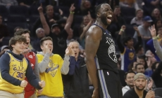 Golden State Warriors' Draymond Green is growing but some things never change