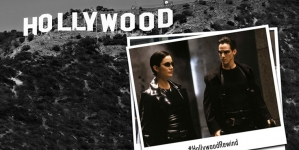 Hollywood Rewind   The Matrix: An epic homage to martial arts and comic books