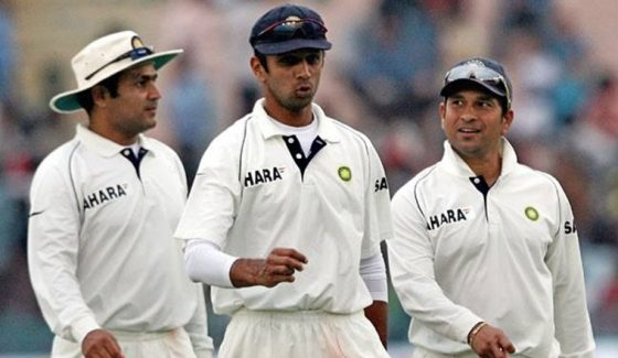 'Mixer Grinder on the pitch': Virender Sehwag wishes Rahul Dravid on his 47th birthday