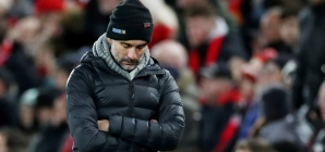Pep Guardiola targets second place as 'extraordinary' Liverpool march on