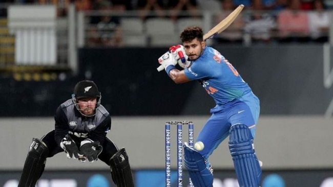 Faster, stronger, Shreyas Iyer: India's No. 4 outmuscles New Zealand