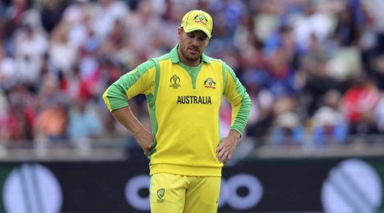 Aaron Finch's goal is to continue till 2023 World Cup if form and fitness permit