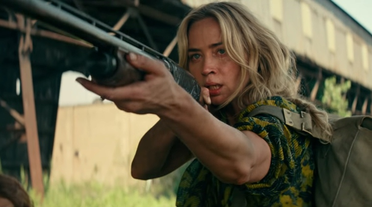 A Quiet Place Part 2 trailer: Emily Blunt battles monsters and humans in the sequel
