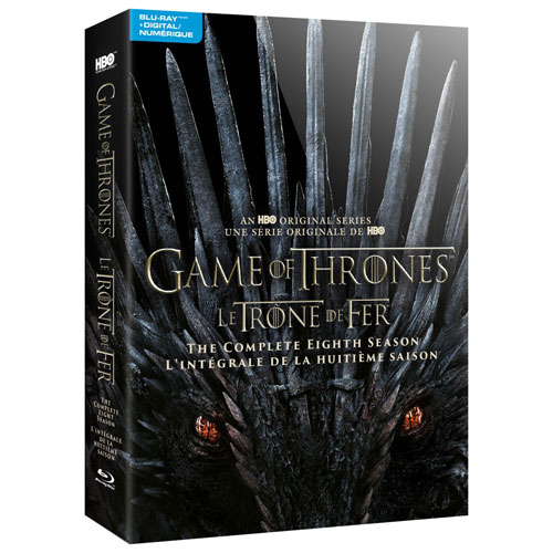 Game Of Thrones Season 8 Looks Sharp On Blu-Ray
