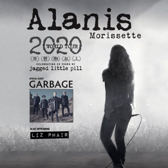 Alanis Morissette To Go On A Jagged Little Pill 25th Anniversary Tour