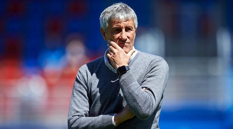 Quique Setien must bring style as well as silverware in Barcelona