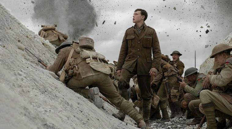 Oscar-nominated 1917 to release in India on January 17