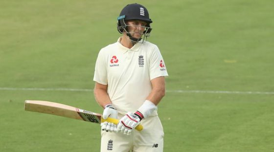 Joe Root misses England training with stomach bug