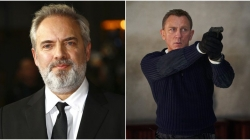 Sam Mendes 'can't wait' to watch James Bond film No Time to Die