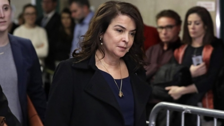 Sopranos actress says Weinstein raped her in the mid-1990s