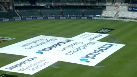 Rain delays play at start of South Africa-England series decider