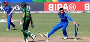 Watch: Mankading in U-19 World Cup between Afghanistan and Pakistan