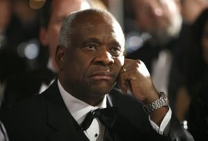 Clarence Thomas Speaks Candidly About Being A Judge