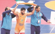 Family selection race ends with Asian gold