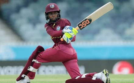 WT20 World Cup: West Indies ease past debutants Thailand in seven-wicket win