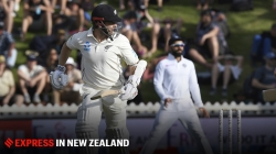 As Kane Williamson bats, New Zealanders shed their fabled reserve and pour raw emotions