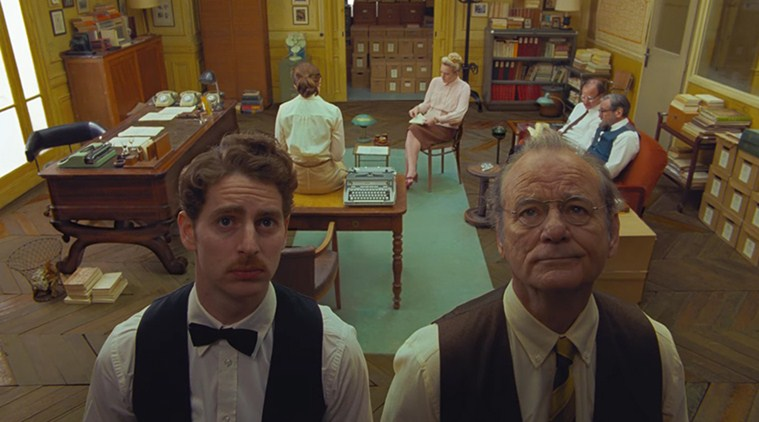 The French Dispatch trailer: Wes Anderson's latest is true to his style