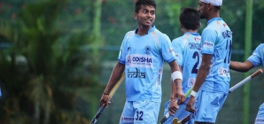 India's Vivek Sagar Prasad named 2019's rising star of international men's hockey