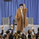 High turnout in Iran election will display unity against 'enemies': Iran's Khamenei