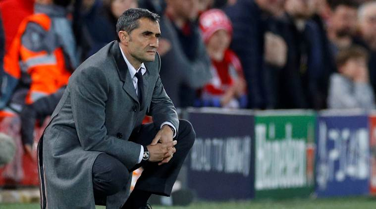 Ex-Barcelona coach Ernesto Valverde prefers Australia to Premier League