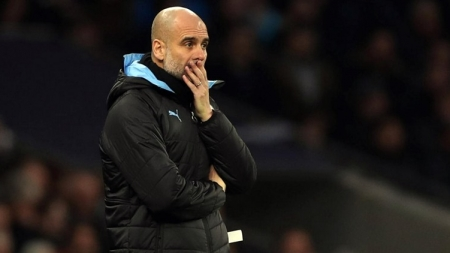 'Even if it's League Two, I will still be here': Pep Guardiola on Manchester City ban