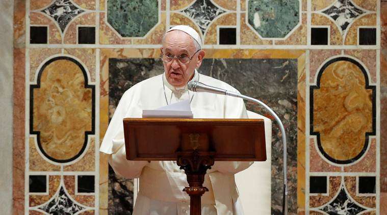 Pope Francis dismisses proposal to ordain married men as priests in Amazon