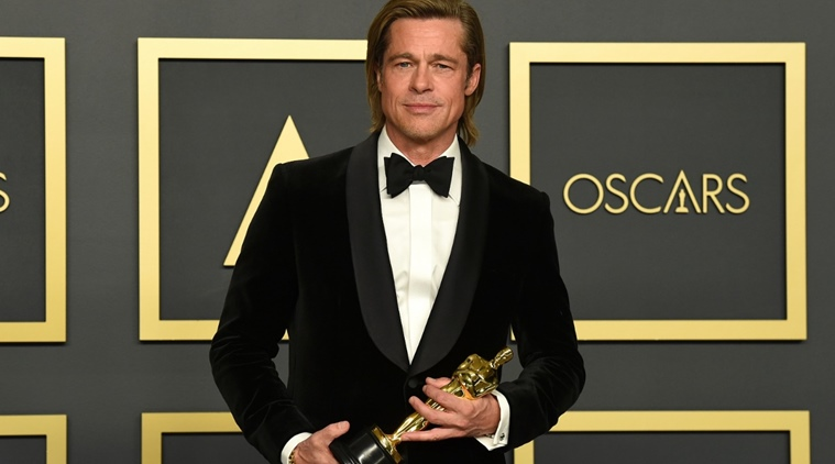 Oscars 2020: Brad Pitt wins Best Supporting Actor award for Once Upon a Time in Hollywood