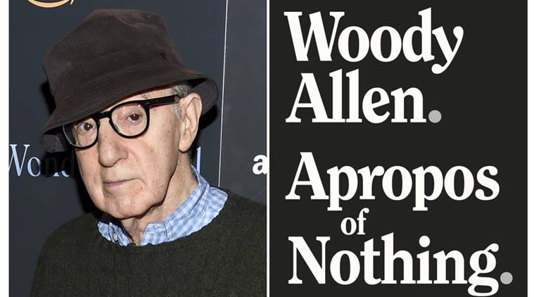 Woody Allen has new publisher, memoir out Monday