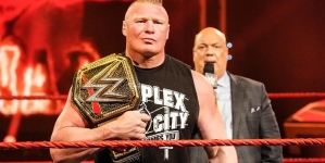 WWE Raw before Wrestlemania: Paul Heyman makes 2021 prediction for Brock Lesnar