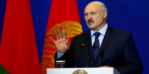Sports make political point for Belarus amid virus outbreak