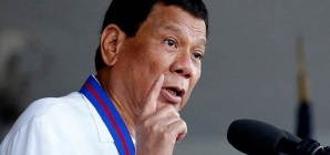 President Rodrigo Duterte to test for coronavirus as quarantines sweep Philippines