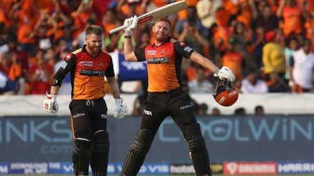 On This Day: Jonny Bairstow-David Warner broke the record for highest opening partnership in IPL
