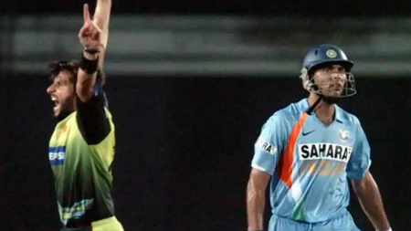Yuvraj Singh responds to backlash for call to donate to Shahid Afridi's foundation