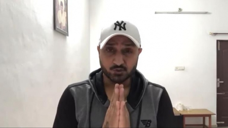 'No religion, no caste, only humanity': Harbhajan Singh appeals on social media
