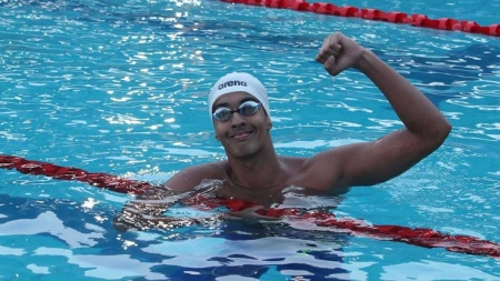 My first break in 10 years, not used to not be training: National record holder Srihari Nataraj