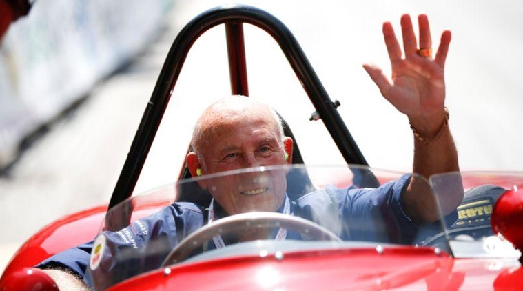 Formula 1 legend Stirling Moss dies aged 90 No ratings yet.