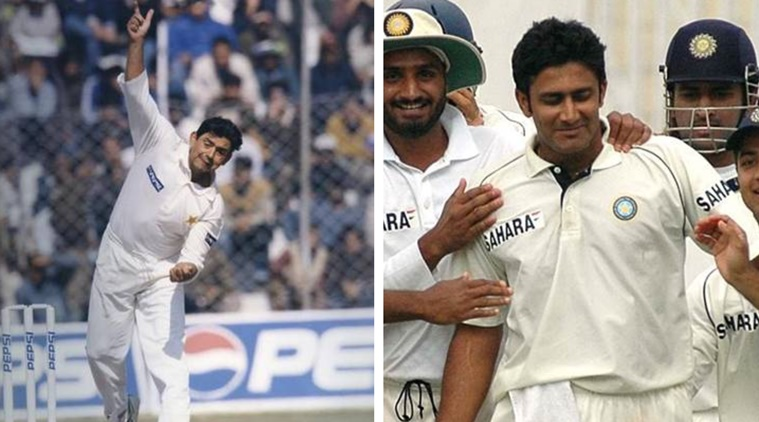 Saqlain Mushtaq reveals how 'elder brother' Anil Kumble corrected his vision No ratings yet.