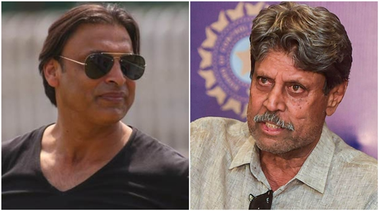 'Kapil Dev doesn't need money but everyone else does': Shoaib Akhtar No ratings yet.