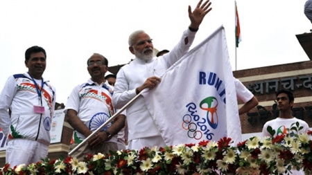 IOC chief Bach thanks PM Modi for his support to Tokyo Olympics
