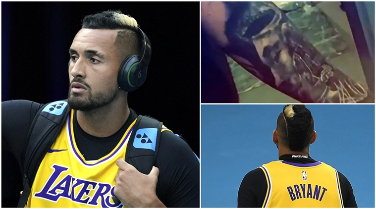 'Kobe with me forever': Nick Kyrgios reveals tattoo tribute to NBA legend Bryant No ratings yet.