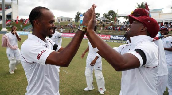 West Indies Test cricketers resume training after COVID-19 hiatus