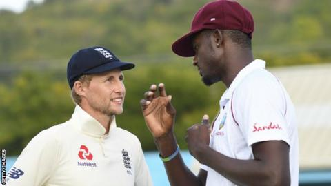 Cricket West Indies: England Test debate in Jul concluded 'in principle'